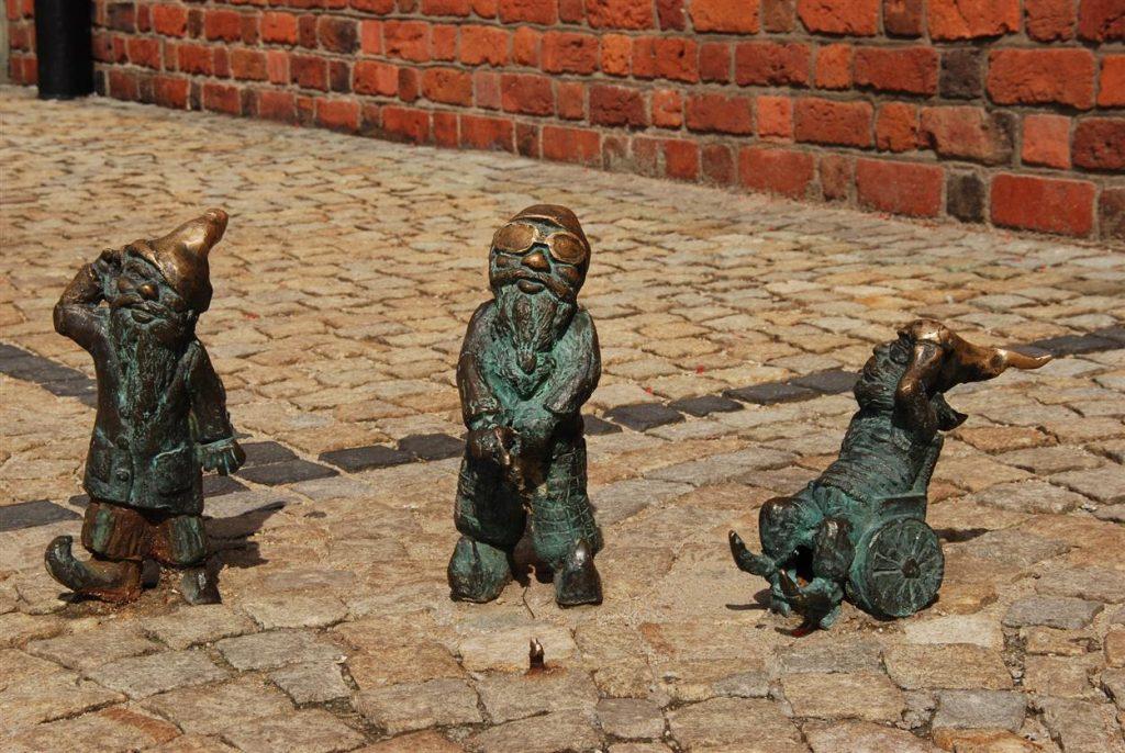 Wrocław: krasnale