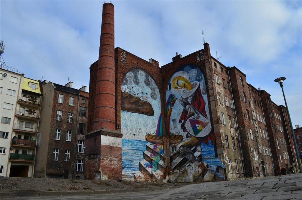 Wrocław: Street Art