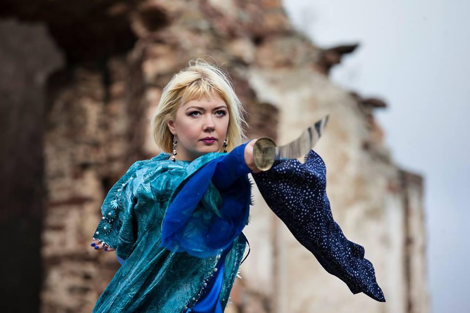 Natalia Sherba - Czasodzieje