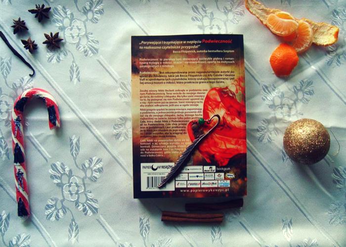 Book tour z Podwiecznością. Papierowy Księżyc: Brodi Ashton - Podwieczność