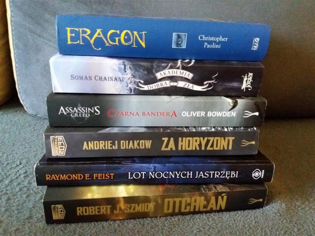 Wielka Wymiana Książkowa - Przeczytaj & Podaj Dalej